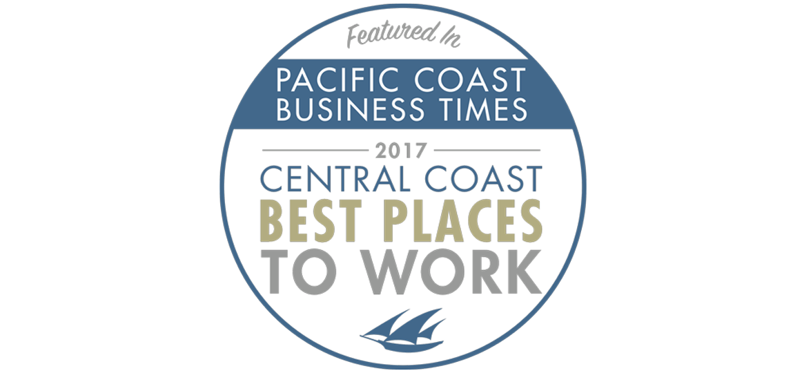 "Staples Construction is a Central Coast ""Best Place to Work"""