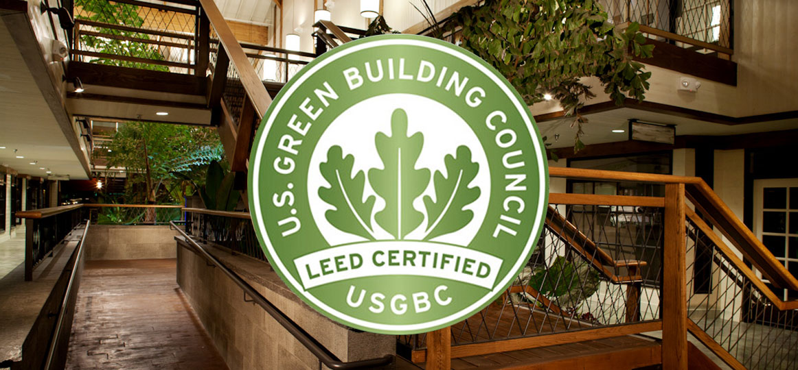 Whizin Market Square Awarded LEED Certification by U.S. Green Building Council
