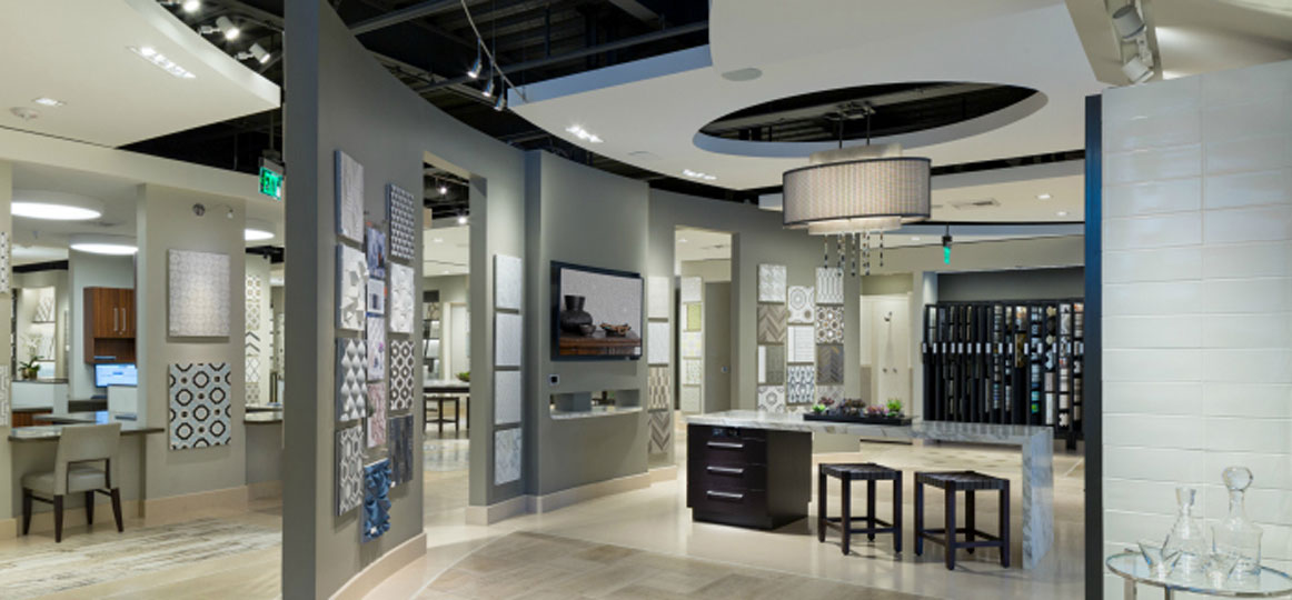 Walker Zanger Showroom Wins Three Kitchen & Bath Industry Show Awards