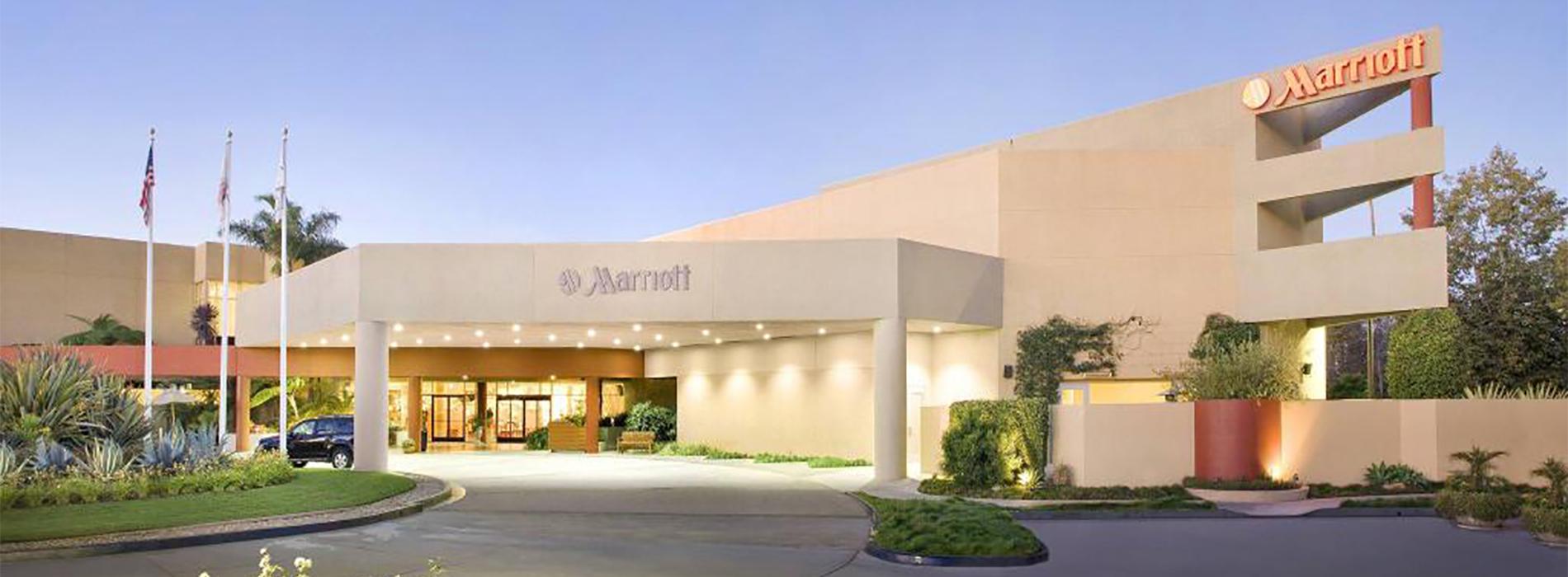 Ventura Beach Marriott Entry