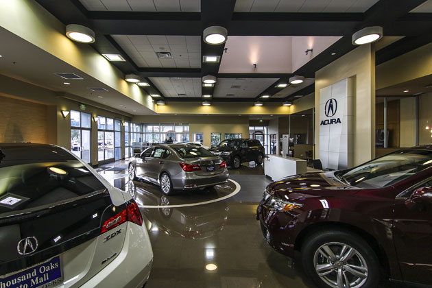 Acura Dealership Construction Project 5