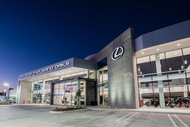 Lexus of Thousand Oaks Project 5