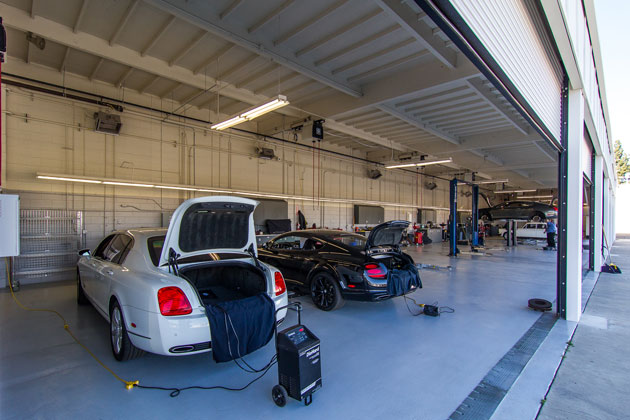 Rolls Royce Bentley Luxury Dealership Project 2