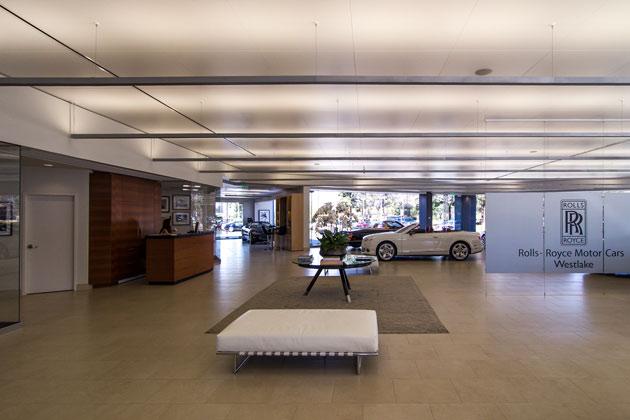 Rolls Royce Bentley Luxury Dealership Project 5