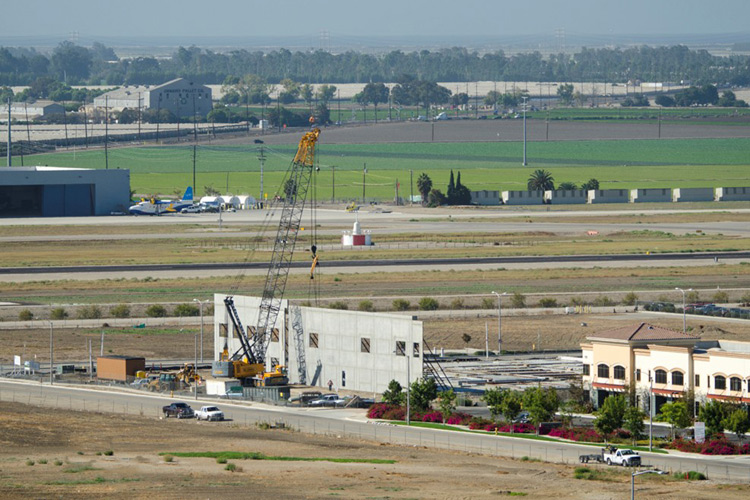 Camarillo Business Warehouse Airport Project 2