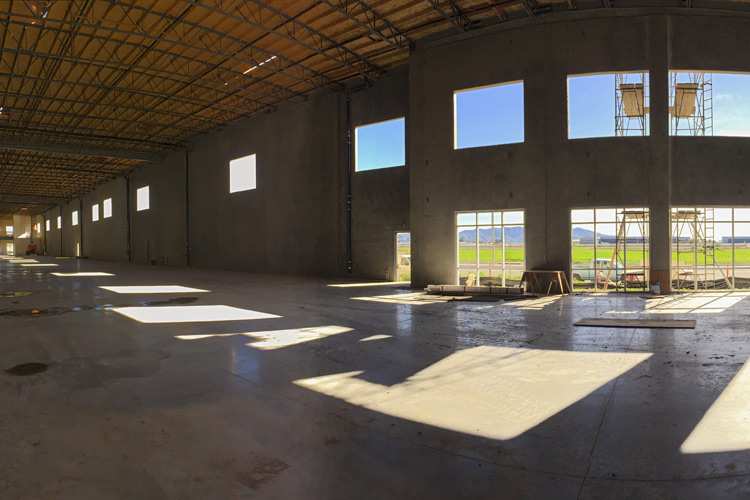 Camarillo Business Warehouse Airport Project 3