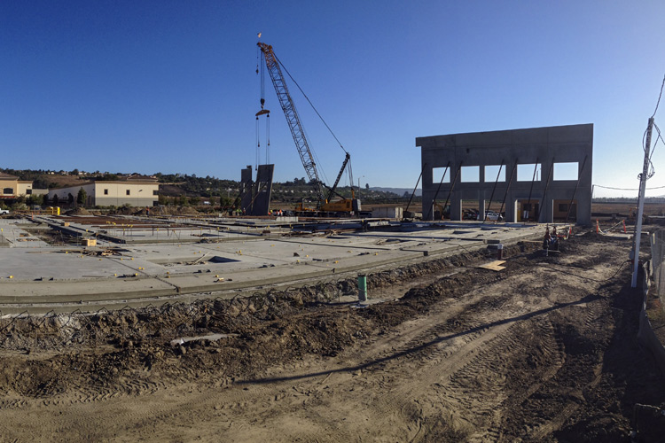 Camarillo Business Warehouse Airport Project 4